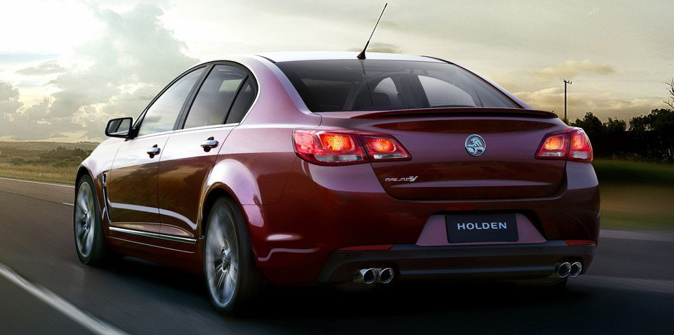 Holden VF Commodore: all models will park themselves