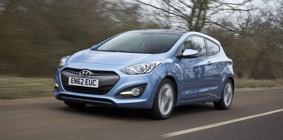 Hyundai to launch budget-priced i30 coupe