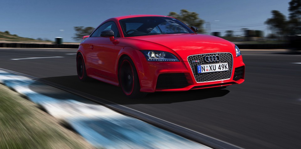 Audi TT RS Plus: second-generation coupe signs off in style