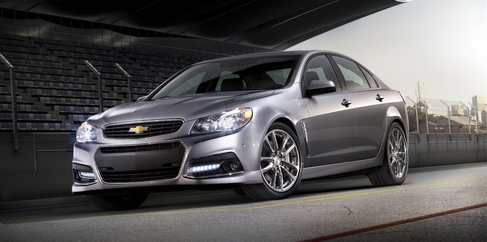 Chevrolet SS gains six-speed manual option, magnetic ride suspension - report