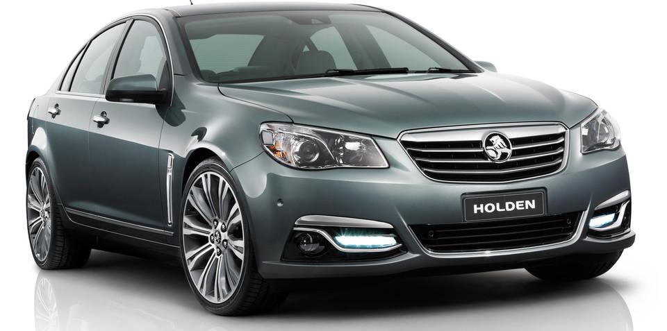 Holden VF Commodore revealed