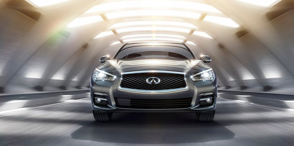 Infiniti Q50 to offer steer-by-wire technology: report