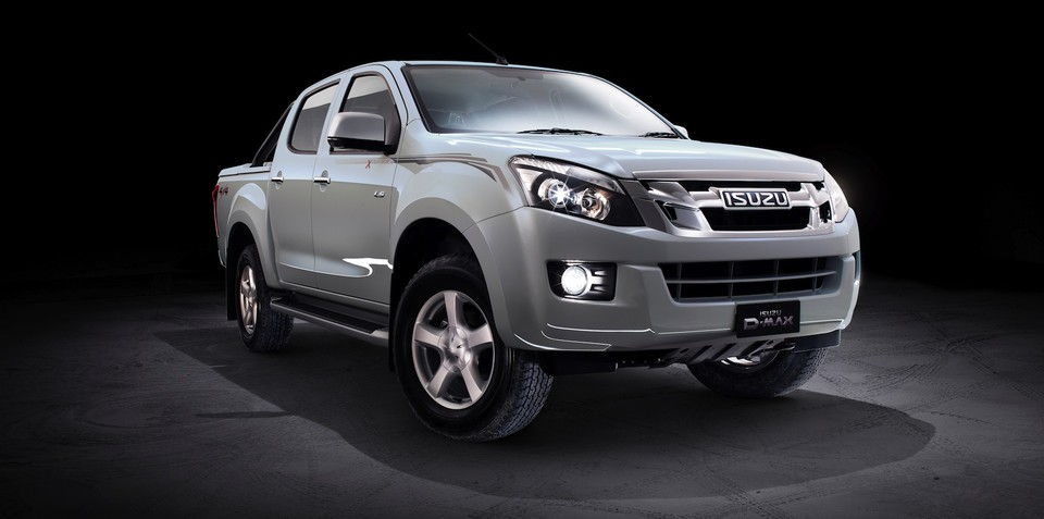 Isuzu D-MAX X-Runner: limited edition ute released