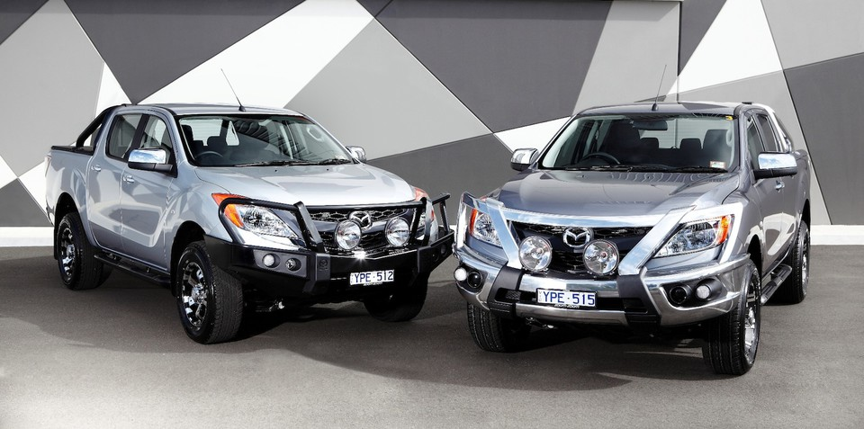 Mazda BT-50 towing capacity boosted