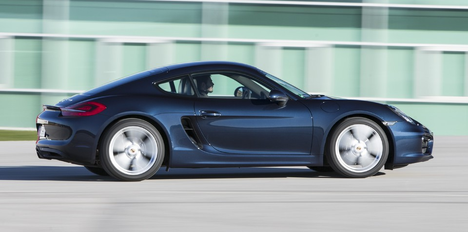 Porsche 911 steals sales from cheaper Cayman, says sports car maker