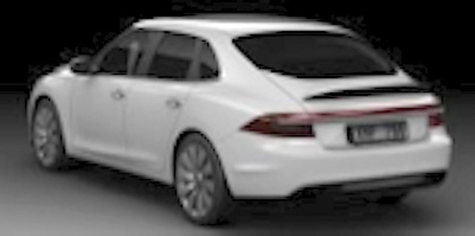 Saab 9-3: leaked images reveal never-released third-gen model