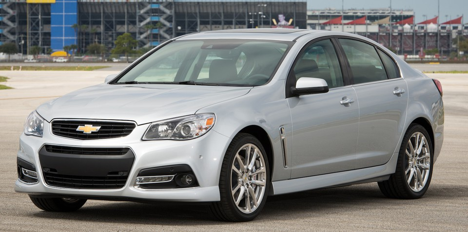 Chevrolet SS: What the US thinks of its Holden VF Commodore