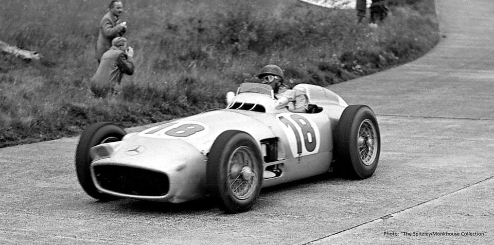 1954 Mercedes-Benz racer to go under the hammer at Goodwood