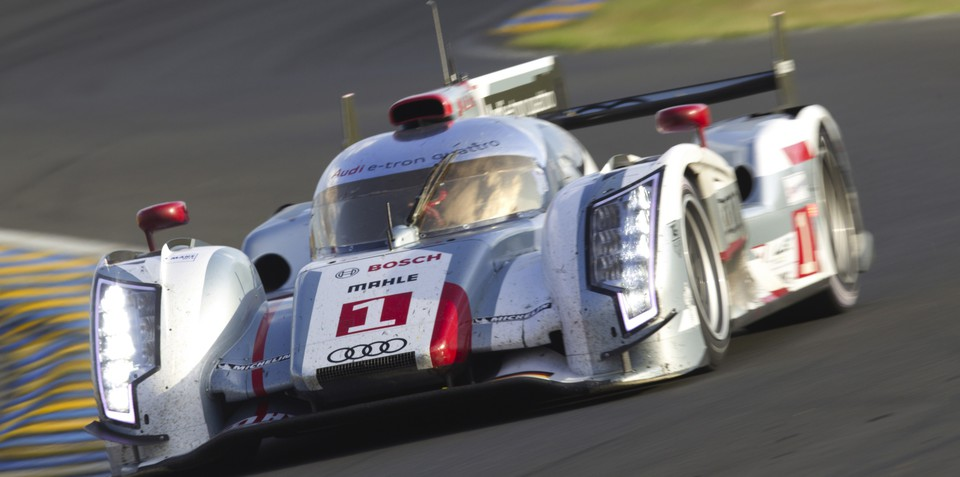 """Street legal"" Audi Le Mans racer could take on LaFerrari"