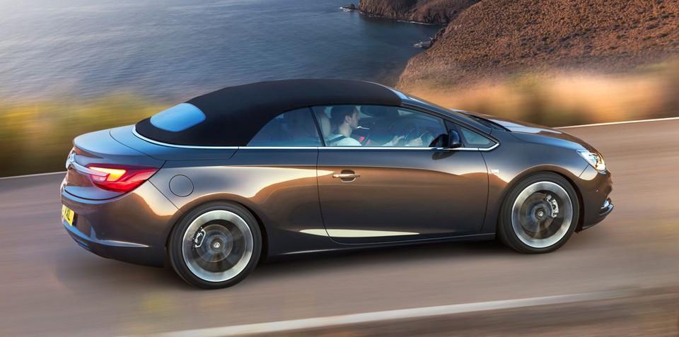 Opel Cascada: first new convertible rolls off production line
