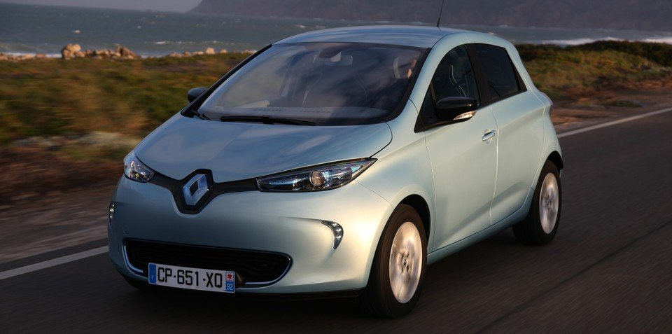 Renault Zoe likely for Australia by 2015