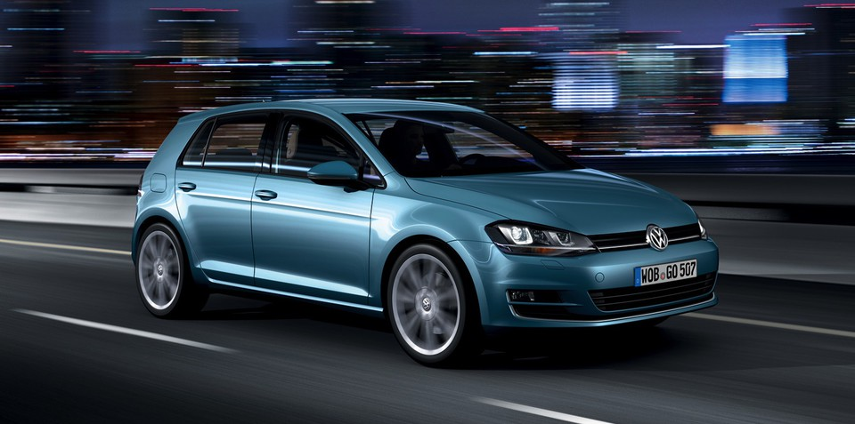 Volkswagen Golf Mk7 wins European Car of the Year