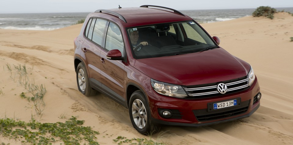 Volkswagen Tiguan :: new-generation model to be unveiled this year - report