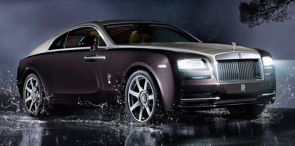 Rolls-Royce Wraith: $645K price tag to match Ghost in Australia