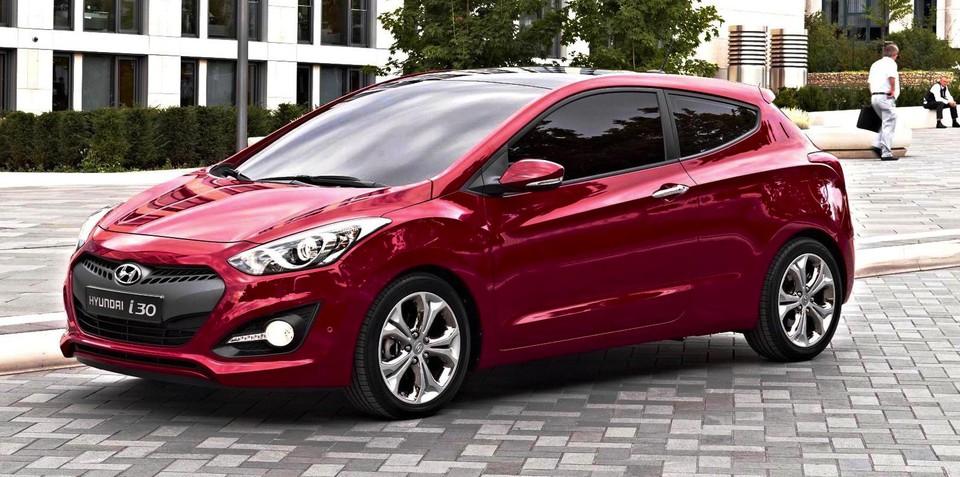 Hyundai i30 three-door set for Australia U-turn