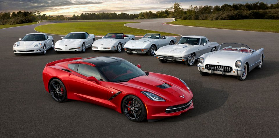 Chevrolet Corvette Stingray: 343kW, 630Nm outputs officially announced