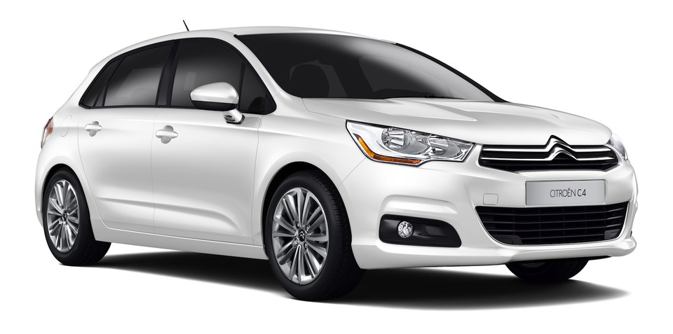 Citroen C4 Seduction e-HDi from $25,990 driveaway