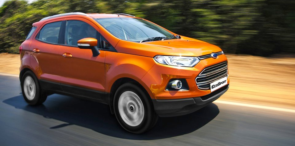 Ford EcoSport to evolve with market demands