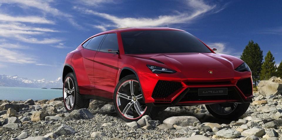"""Lamborghini Urus SUV to be """"well accepted"""" in Australia"""