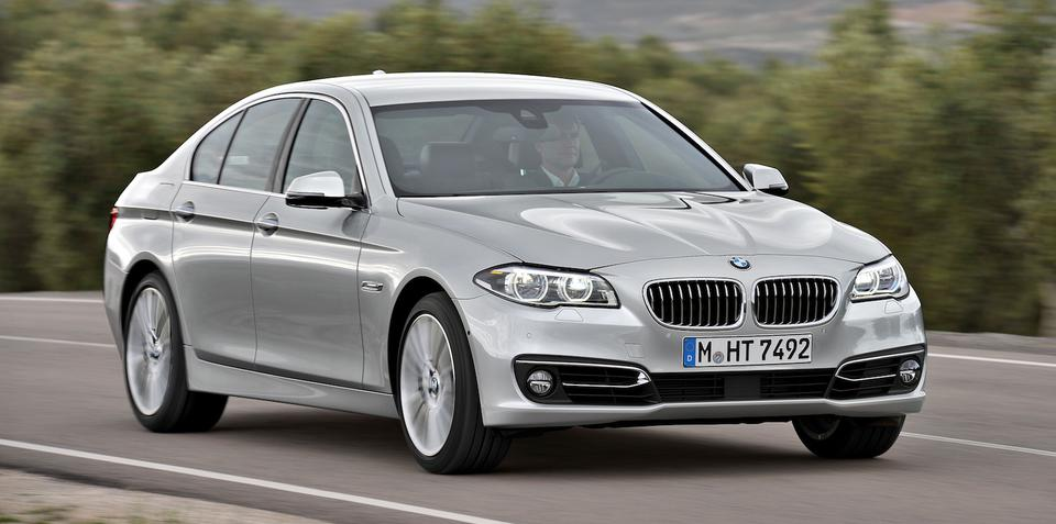BMW 5 Series: new engines, added tech for updated luxury range