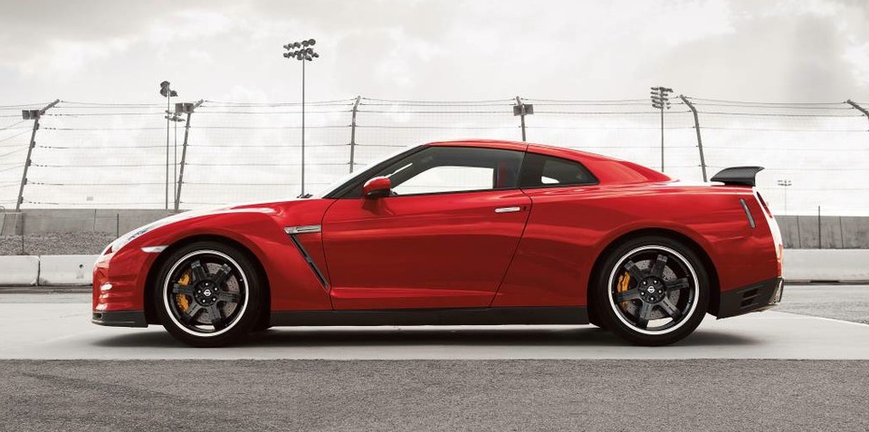 Nissan GT-R Black Edition here in June