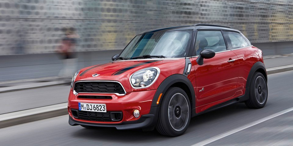 mini countryman paceman new chilli pack part of minor update. Black Bedroom Furniture Sets. Home Design Ideas