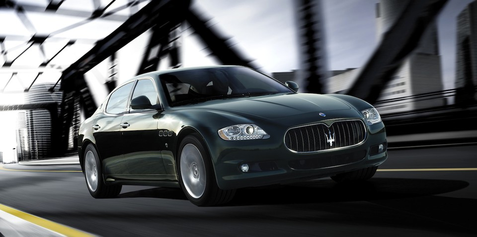 Maserati recalls almost $110m worth of Italian luxury cars locally