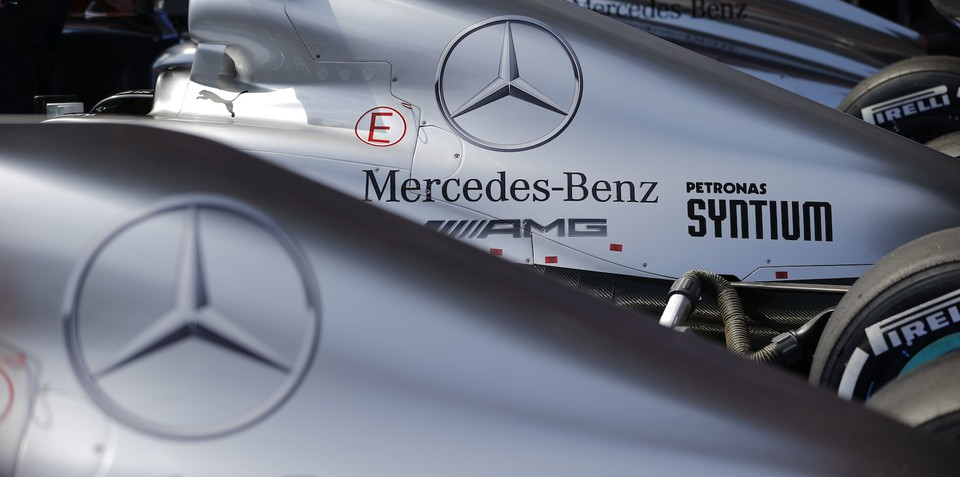 Mercedes-Benz shareholders pushing for Formula 1 exit: report