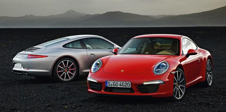 Porsche tops Lexus in 2013 JD Power Initial Quality Study