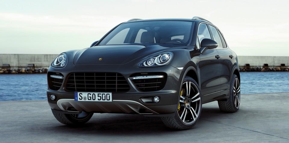 Porsche Cayenne, Panamera production impacted by Czech floods