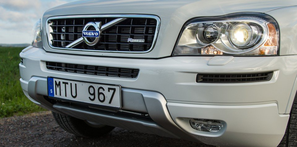 2014 Volvo XC90 concept poised for Frankfurt motor show