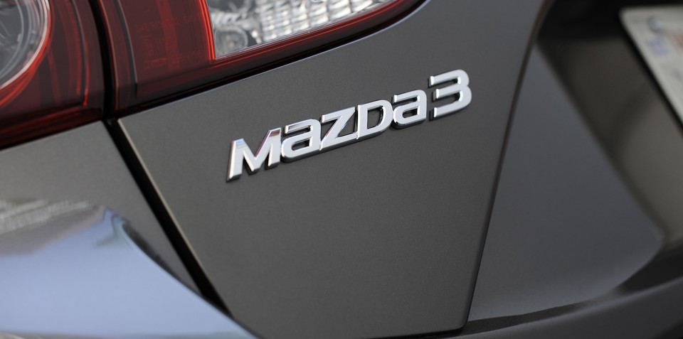 2014 Mazda 3 gets electric power steering