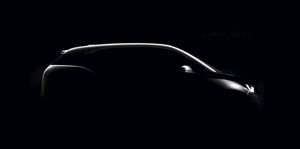 BMW i3 official unveiling announced: July 29