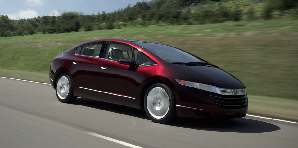 GM, Honda to develop fuel cell technology for 2020