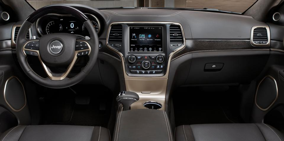 Jeep, Chrysler target further improvements to interior quality