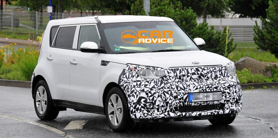 Kia Soul EV to offer 193km range