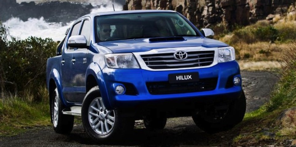 Toyota HiLux trumps small cars in June car sales