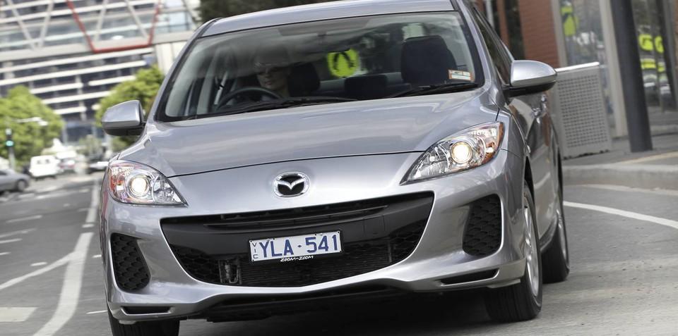 Mazda 3 cut to $19,990 driveaway as new model nears