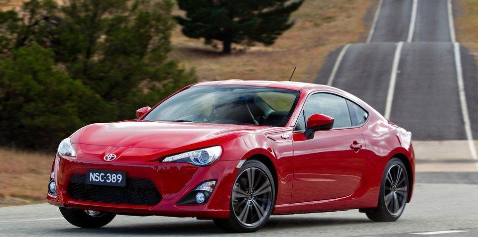 Toyota 86: Australia ranks 3rd in global sales
