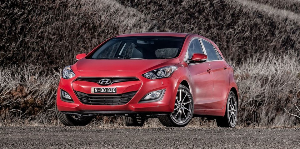 Hyundai i30 SR launches in Australia