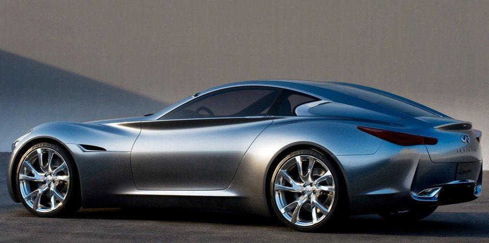 Infiniti supercar set for 2018 reveal