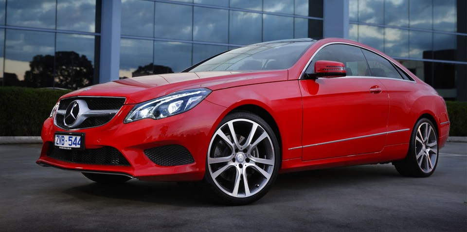 Mercedes-Benz E-Class Coupe and Convertible Review