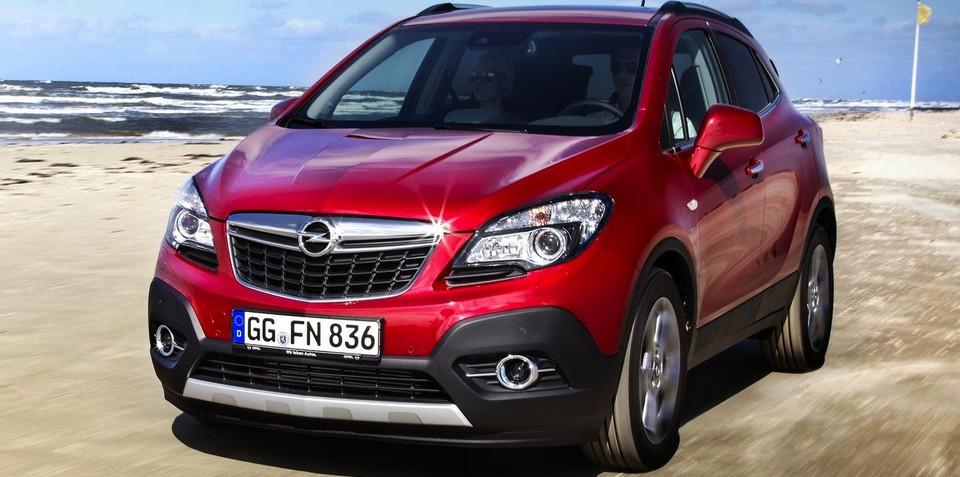 Opel to continue new market push despite Australia failure