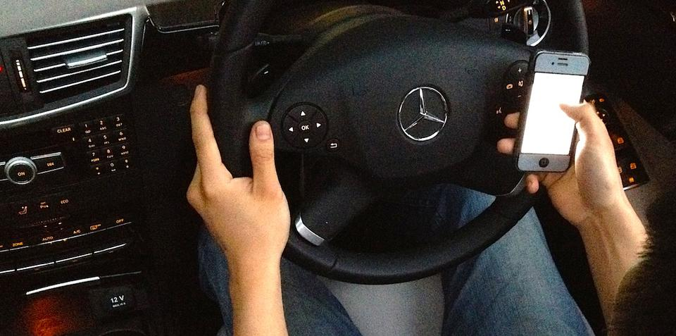 """Device to help police catch motorists texting while driving """"close to production"""" - report"""