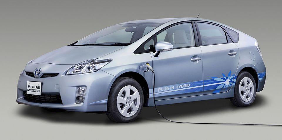 Toyota plug-in hybrids not a priority