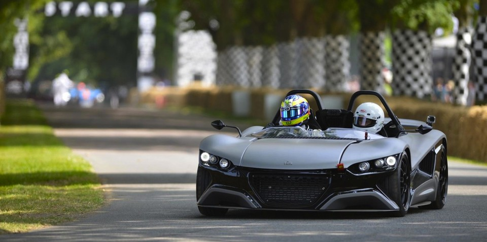 Vuhl 05: Mexican supercar confirmed for November production