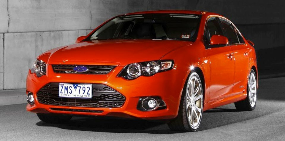 Ford Australia plans production down days after record-low Falcon sales