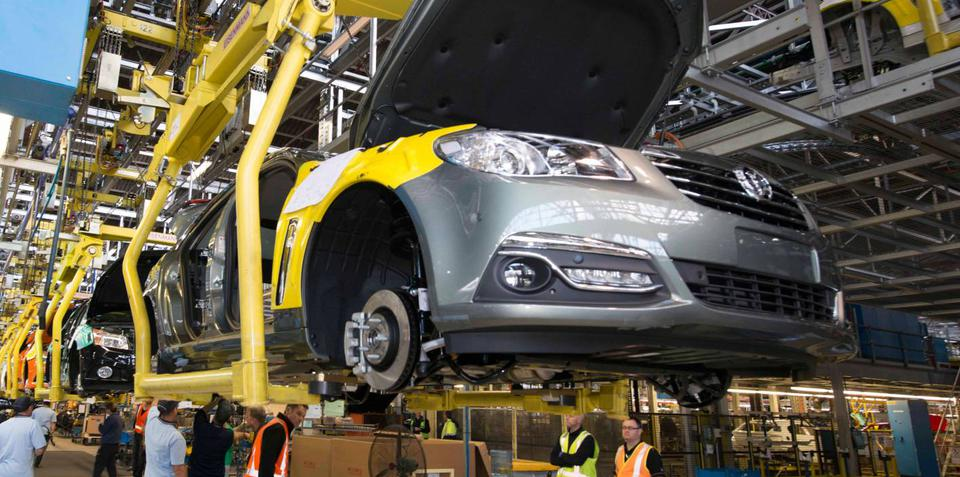 Abbott calls on Australian car makers to increase exports