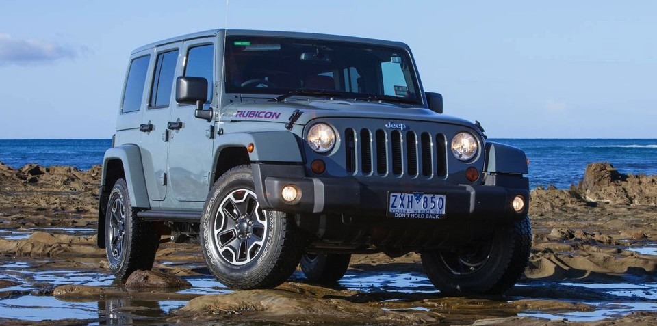 Jeep Wrangler Rubicon 10th Anniversary Edition launched