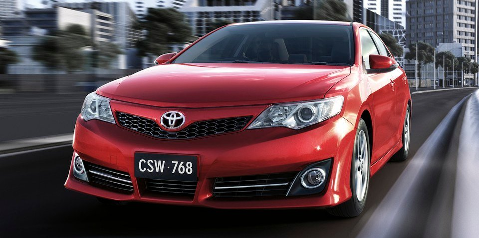 Toyota Camry Atara R special edition launched